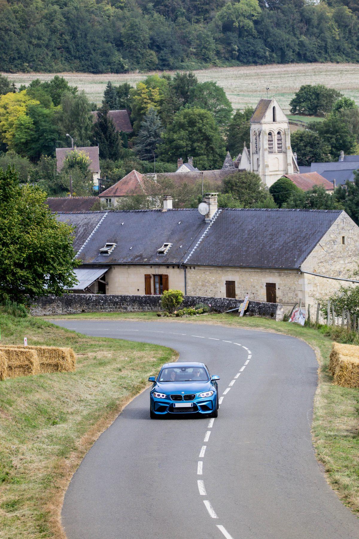 M2 Course de Côte