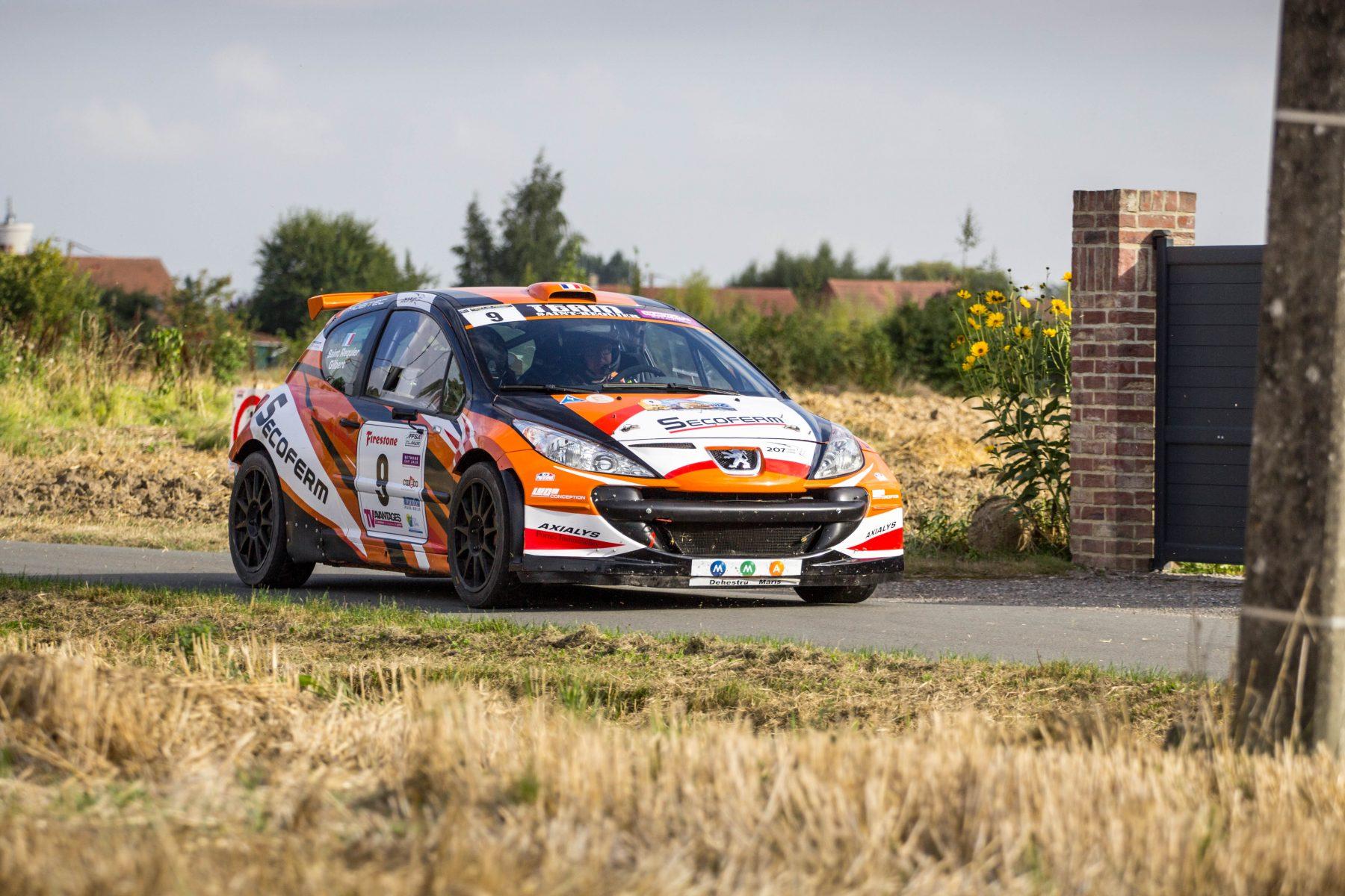WRC cars 207