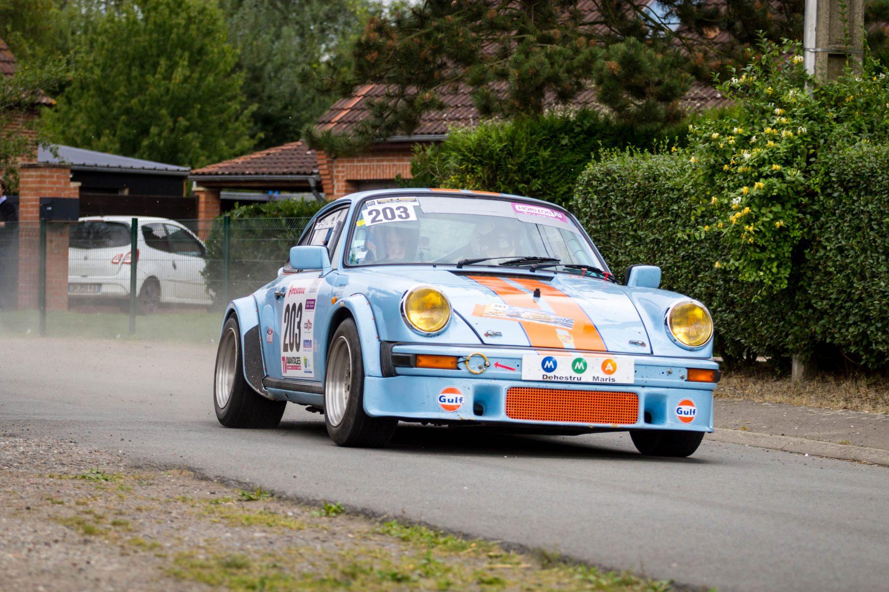 Porsche 930 SC