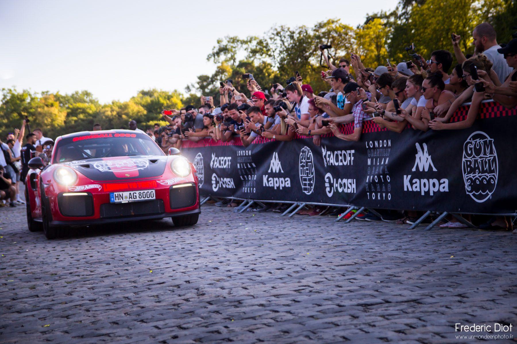 Gumballl 300 -Porsche GT2 RS