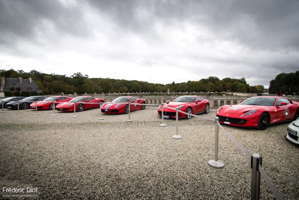 Cars & Coffee Centre: Ferrari