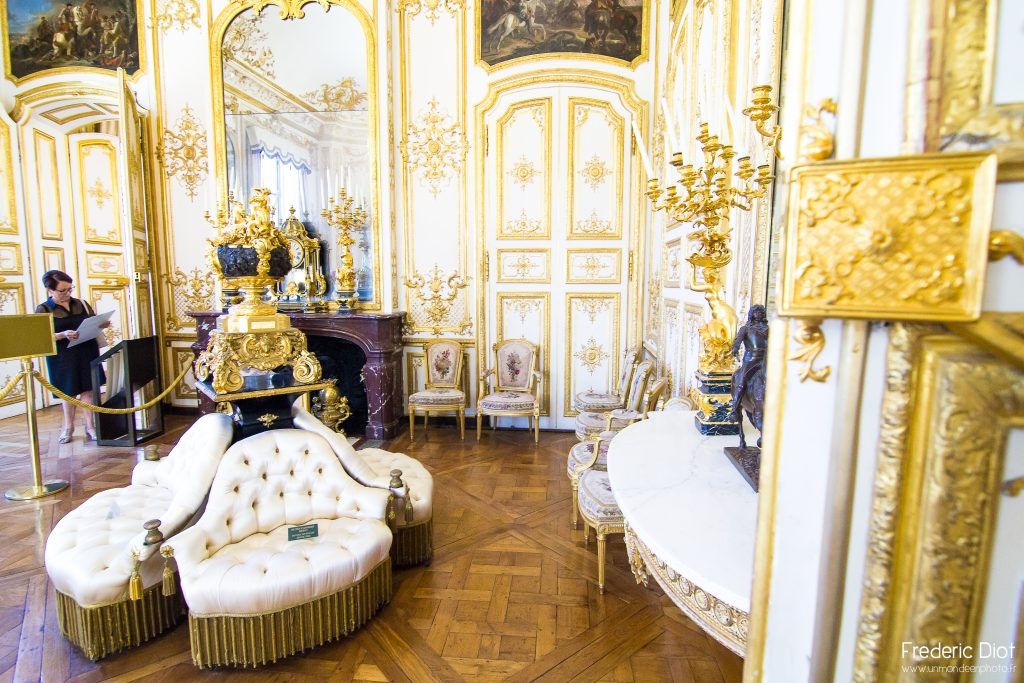 Salon du Château de Chantilly