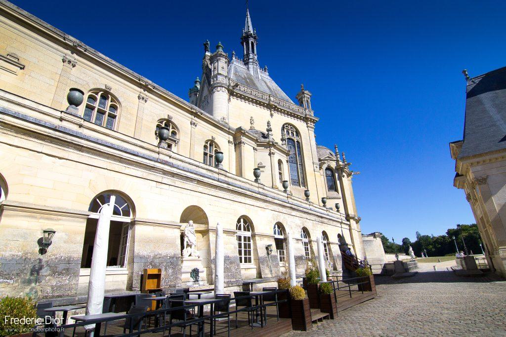Restaurant du Château de chantilly
