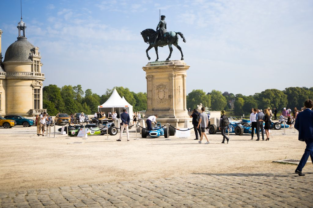 Chantilly Art et Elegance - Matra