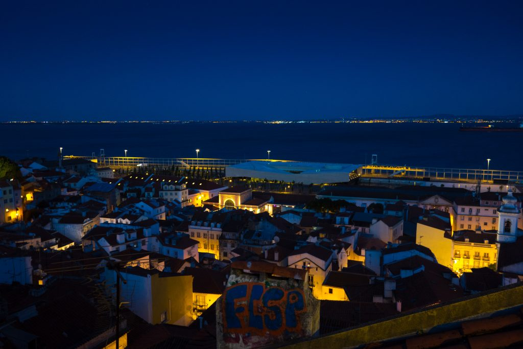 Lisbonne By night